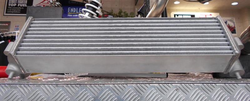 HKS R TYPE Intercooler Kit - Suzuki SWIFT Sport ZC33S (K14C)