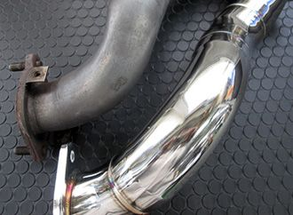 HKS Exhaust Joint Pipe - Toyota 86 (Scion FR-S, GT86) ZN6 (FA20)
