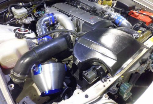 Blitz Suction Kit (Blue) - Toyota Mark II / Chaser / Cresta JZX100 (1JZ-GTE (VVT-i))
