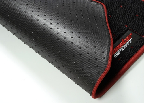 Monster Sport Floor Mat (Series I - Cold Climate - 5 Speed) - Mitsubishi Lancer Evolution X CZ4A (4B11)
