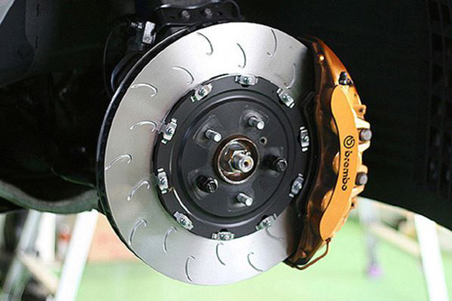 AP Racing Upgrade Brake Disc (J Hook) (Front) - Nissan GT-R R35 (VR38DETT)