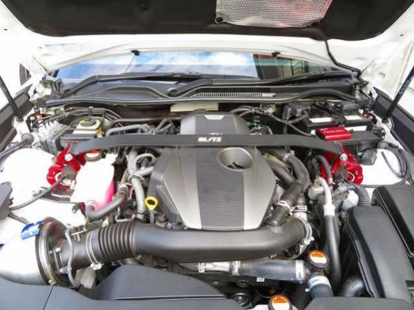 Blitz Strut Tower Bar (Front) - Lexus RC350 GSC10 (2GR-FSE)
