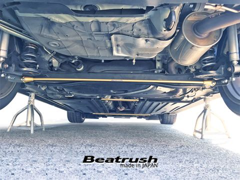 LAILE Beatrush Torsion Beam Stabilizer (19mm) - Suzuki SWIFT Sport ZC33S (K14C)