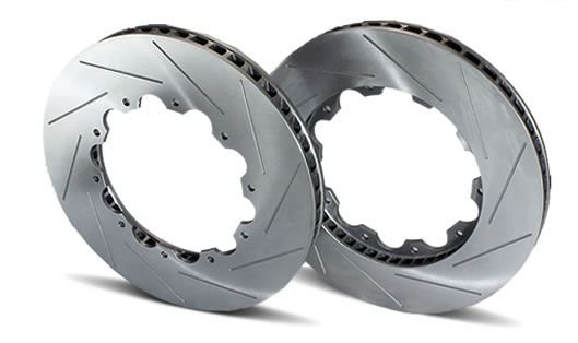 Project μ (Mu) Exchange Rotor (Front - 380mm) - Nissan GT-R R35 (VR38DETT)